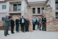 Westminster Village ribbon cutting ceremony