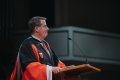 Commencement Speaker, W. Robert. Godfrey