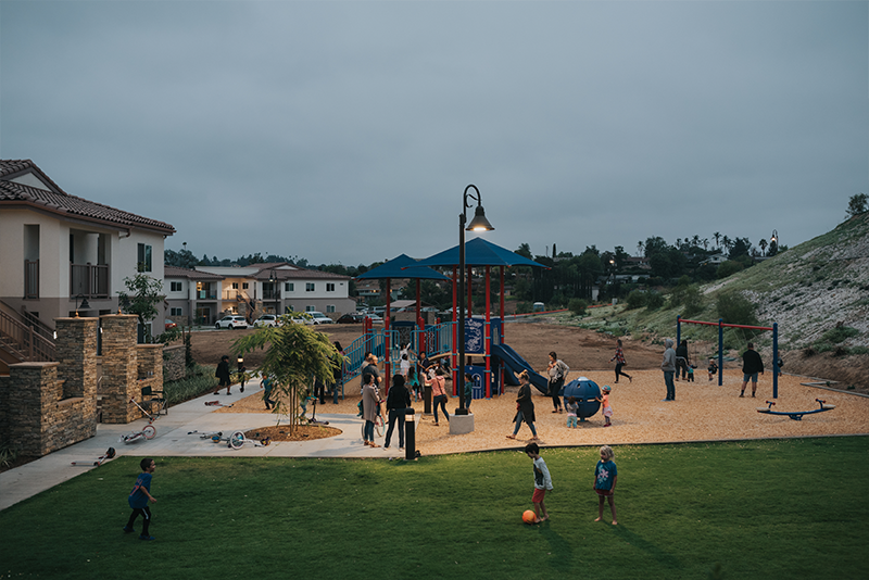 <p>The Westminster Village provides a community where fellowship and families flourish, and life-long relationships are established for a life-time of ministry.</p>
