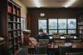 <p>Through membership in the Statewide California Electronic Library Consortium, the library affords unlimited online searching of Online Computer Library Center's (OCLC) large book database which includes full-text documents that can be read online or printed.</p>