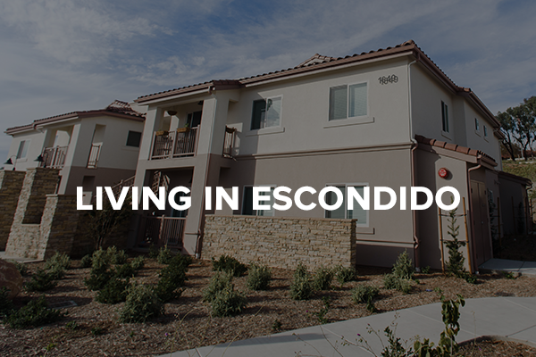 Living in Escondido