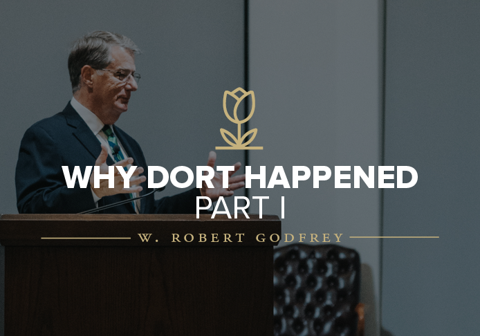 W. Robert Godfrey Conference 2019 lecture
