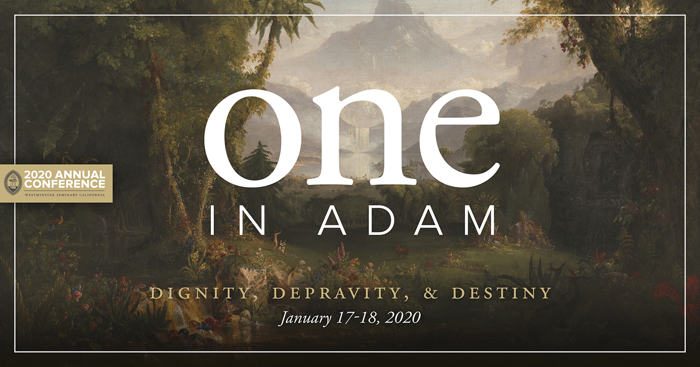 2020 Conference Announcement - One in Adam, More info coming Sept. 2019