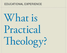What is Practical Theology?