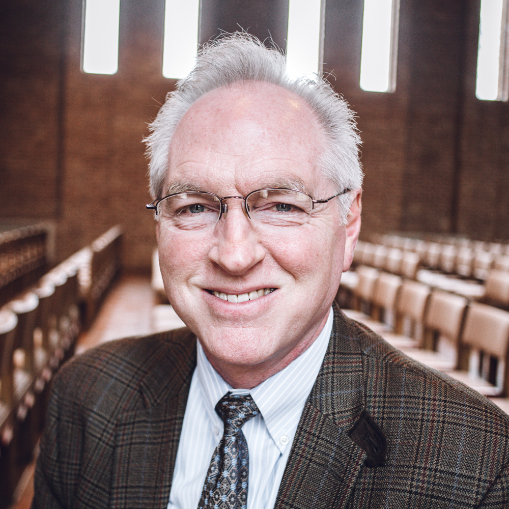 Dr. A. Craig Troxel headshot