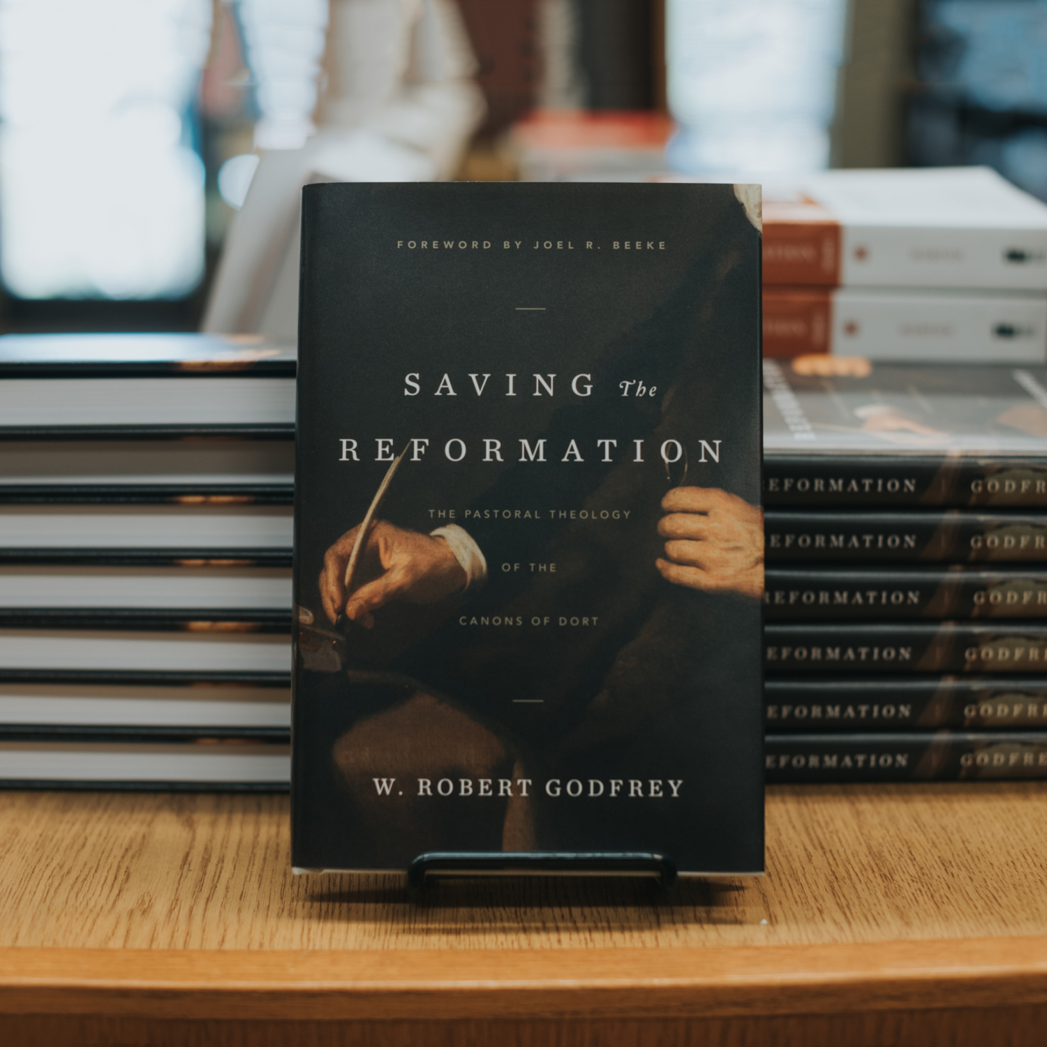 Saving the Reformation book by Dr. W. Robert Godfrey