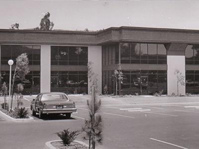 San Marcos campus building