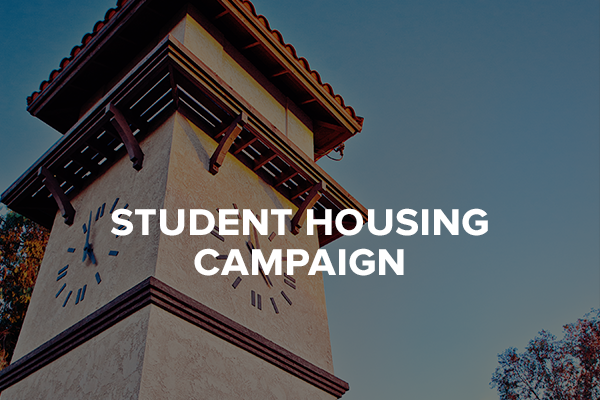 Student Housing Campaign